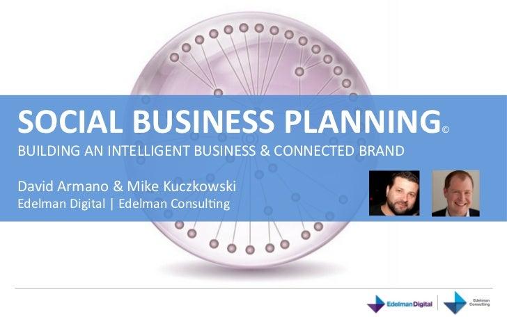 Edelman on social business
