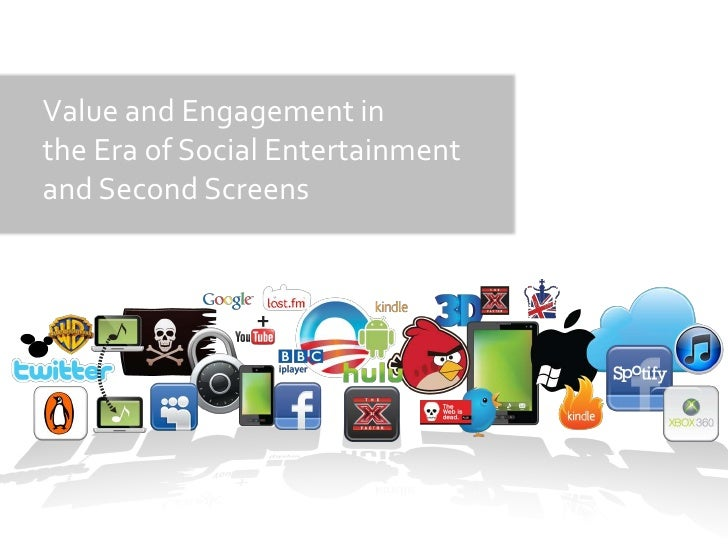 Edelman Social Entertainment - Slide Deck