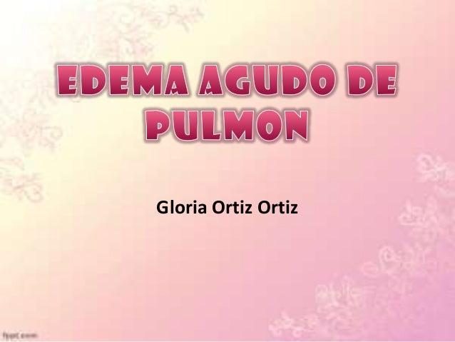 Gloria Ortiz Ortiz