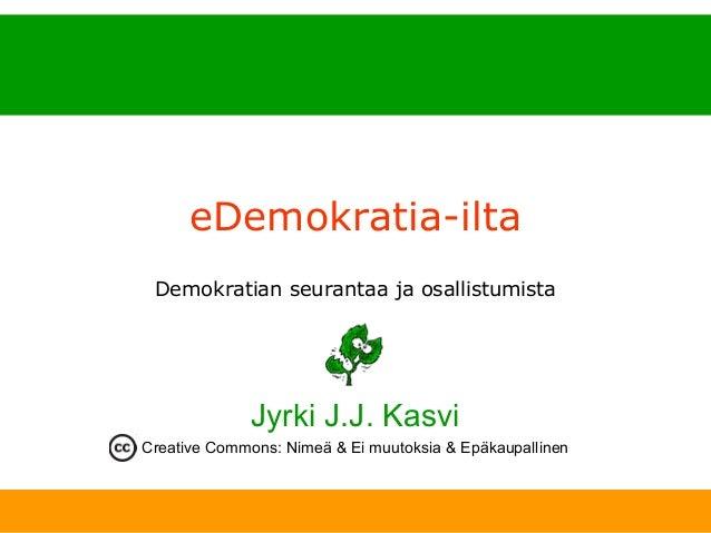 eDemokratiailta