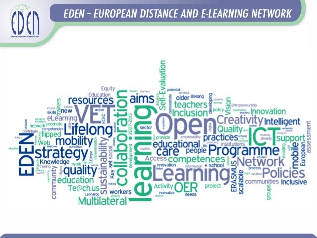 The largest active and developing professional community of researchers & practitioners of open, distance and e-learning i...