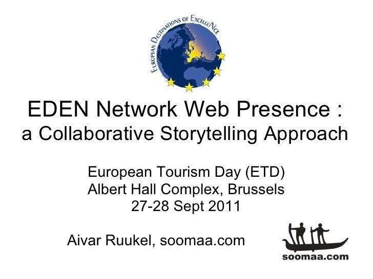 EDEN network web presence