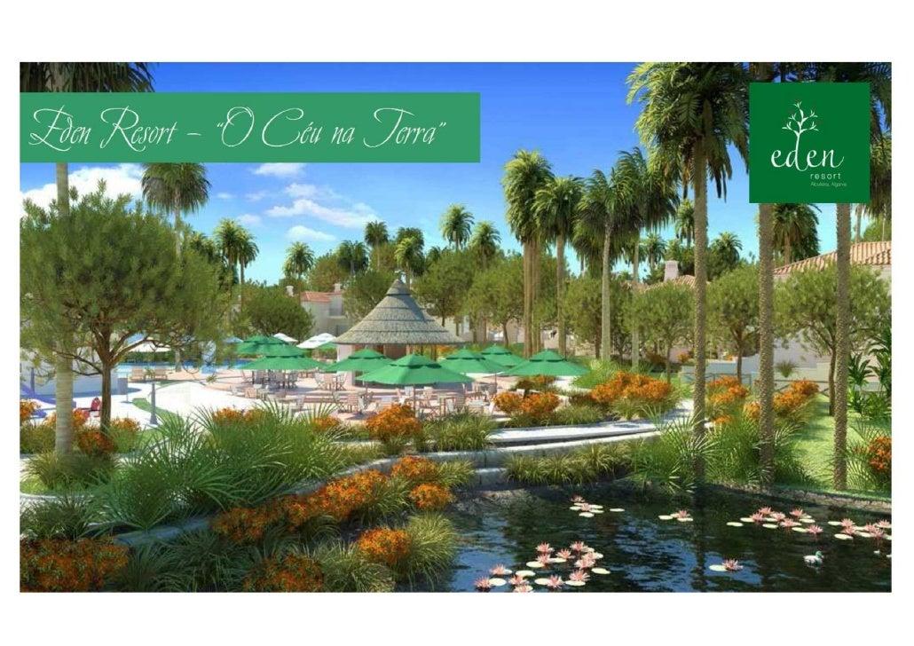 Apresentação do Eden Resort