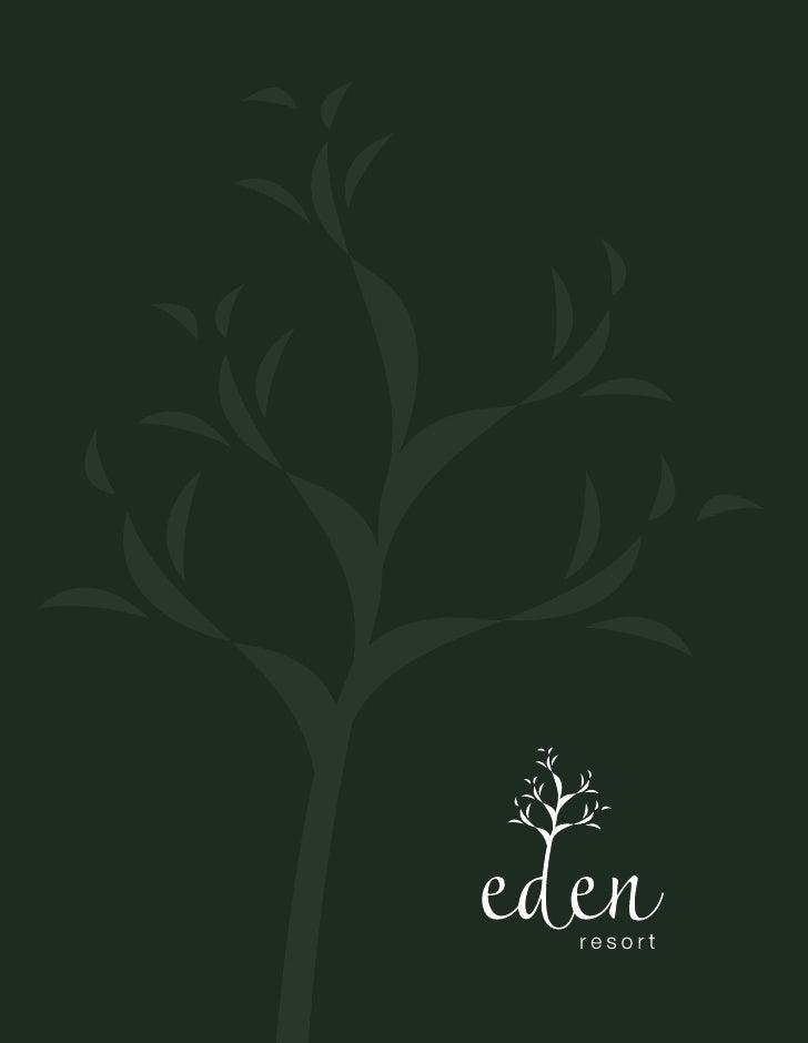 Eden Resort Brochure