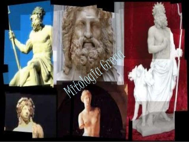 É um conjunto de mitos, entidades divinas  ou fantásticas e lendas.  Tem suas principais fontes na Teogonia, de  Hesíodo, ...