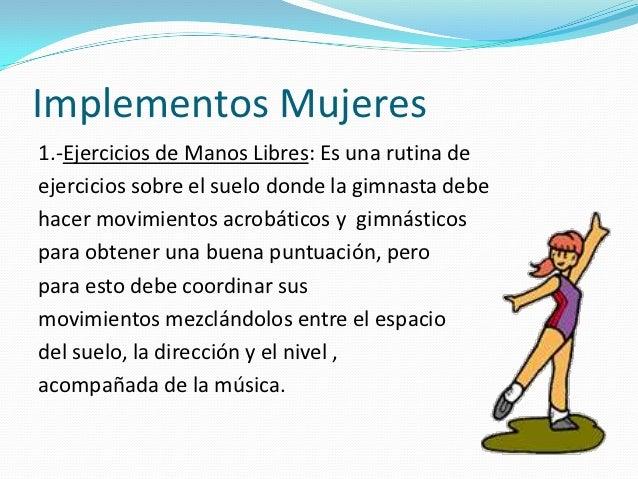 Gimnasia artisitca for Ejercicios de gimnasia