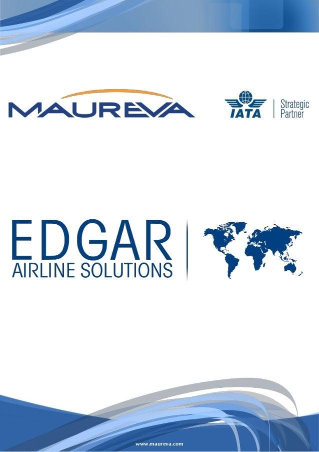 EDGAR AIRLINE PASSENGER SOLUTIONS
