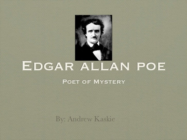 on the writing style of edgar Edgar allan poe was noted for his gothic horror style of writing nevertheless he also used his writing to express political sentiments.