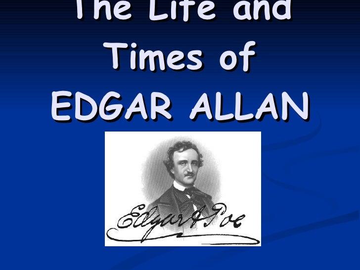 Edgar Allan Poe Background 2009