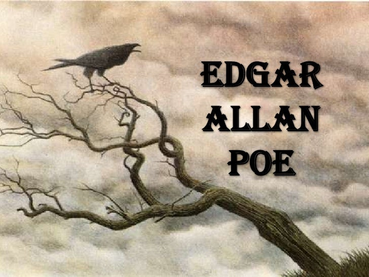 edgar allen poes the raven essay The raven essay prompts one of poe's most famous poems, ''the raven'' is as engaging to teach as it is to read the prompts in this lesson are designed to explore the poem through expository.