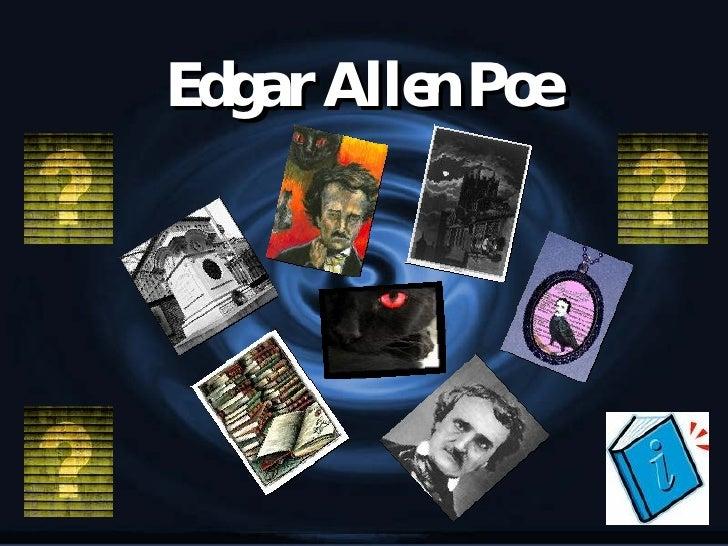 Edgar Allen Poe 1
