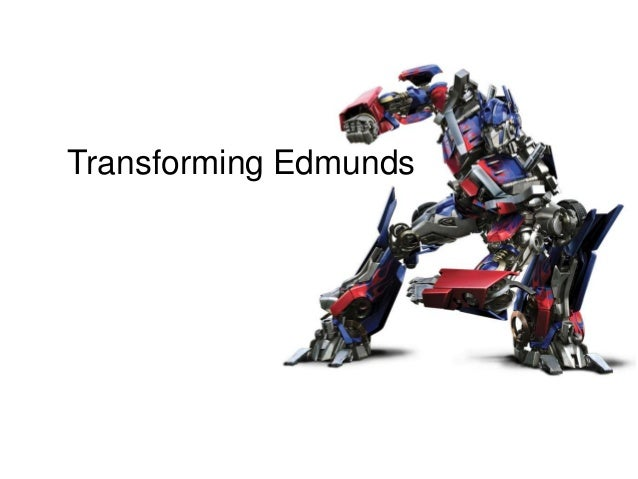 Transforming Edmunds