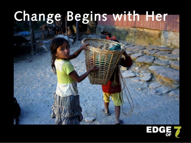Change Begins with Her