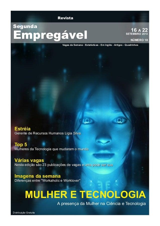 Revista Vagas da Semana - Estatísticas - Em Inglês - Artigos - Quadrinhos Distribuição Gratuita EEssttrrééiiaa GGeerreennt...
