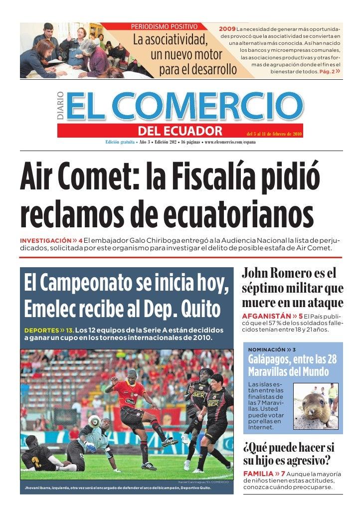 www.elcomercio.com/espana                                                                Semana del viernes 5 al jueves 11...
