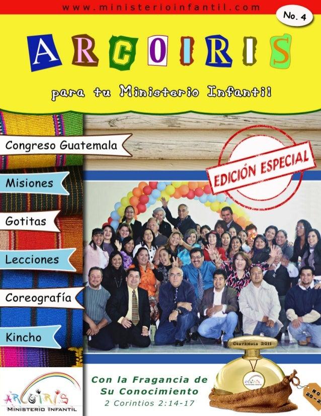 ARCOIRIS LA REVISTA Edicion004