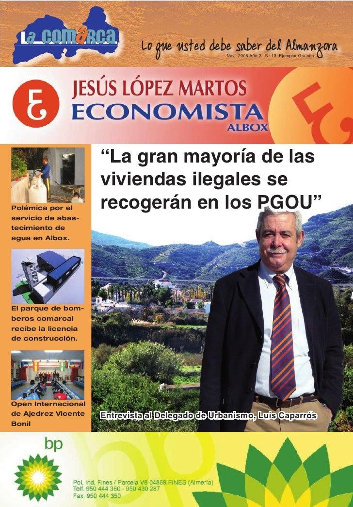 1                                                       Novi. 2008 Año 2 - Nº 13 Ejemplar Gratuito                        ...