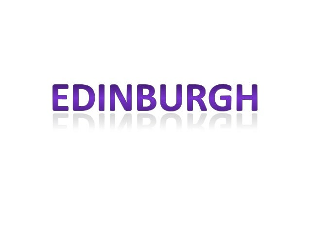 Edinburgh - is the capital of Scotland, the  largest city by area and the second largest  by population in the country, lo...