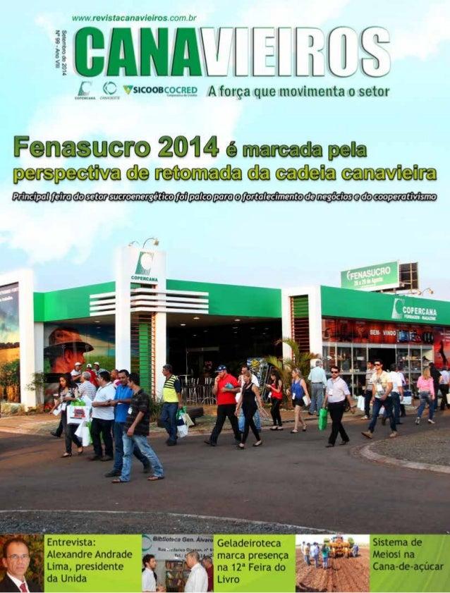 Revista Canavieiros - Setembro de 2014 1