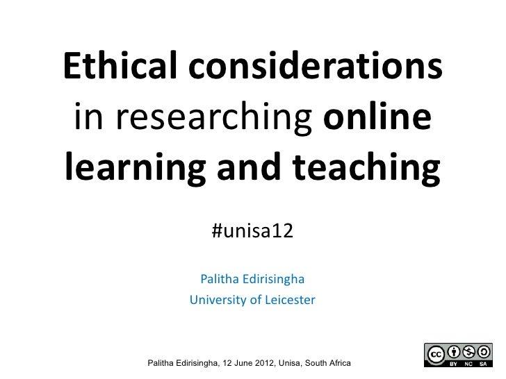 Edirisingha ethics unisa2012_12_june2012