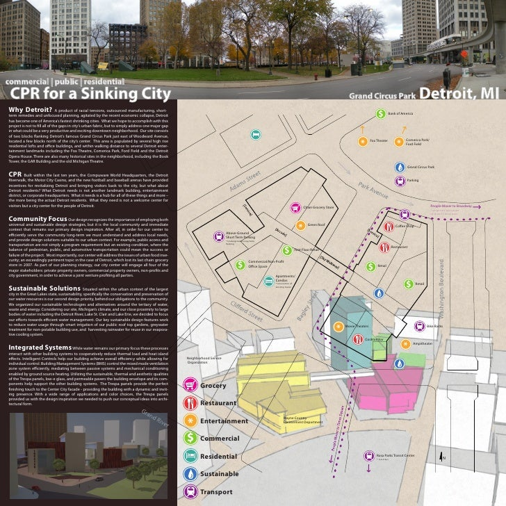 commercial | public | residential  CPR for a Sinking City                                                                 ...