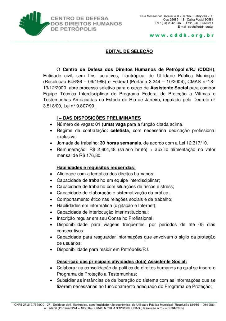 Rua Monsenhor Bacelar 400 · Centro · Petrópolis · RJ                                                                      ...