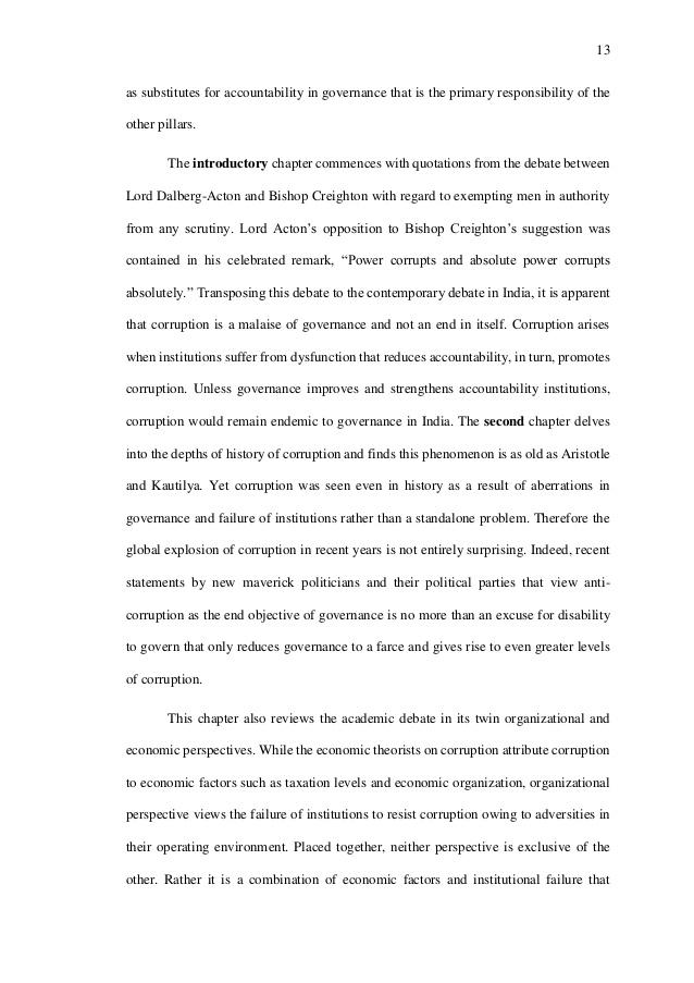 Human Rights, Accountability and World Politics