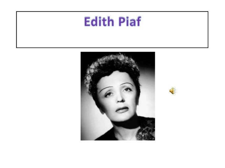 Edith piaf (1)