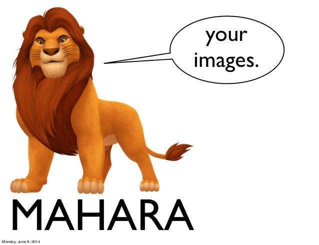 Editing images for mahara