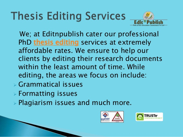 Editing of Graduate Theses | Graduate Studies - University of Waterloo