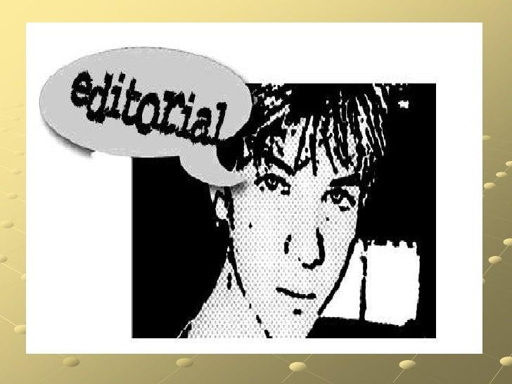 """EstruturaA página editorial tem um estilo que acompanhaas tendências do jornal, o próprio """"estilo"""" ou""""design"""" do jornal. E..."""