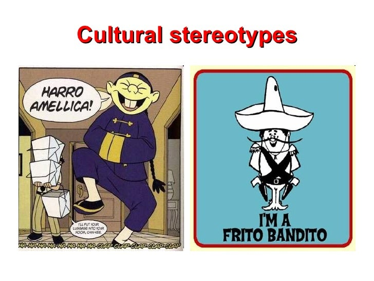 stereotypes and the culture of the Social mythologies, like the old saw that white men can't jump, may in fact have some negative consequences for those being stereotyped and even if the majority of people do not openly endorse these negative beliefs, recent research suggests that just the mere awareness of these stereotypes can have negative consequences for individuals.