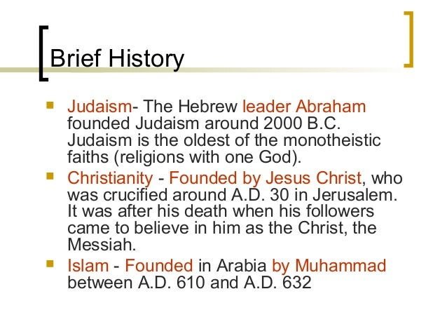 relationship between muhammad jesus moses and abraham