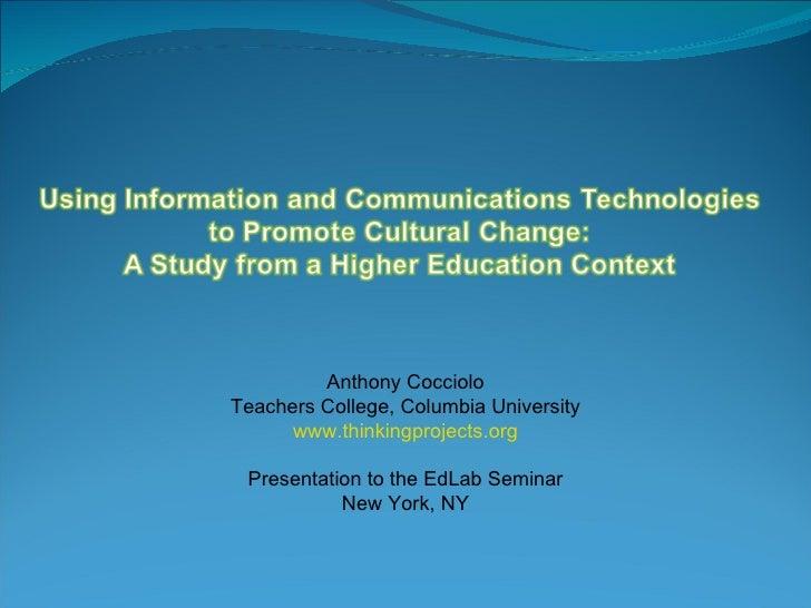 Dissertation On History