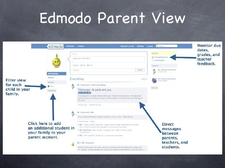 Edmodo for Parents - Apps on Google Play