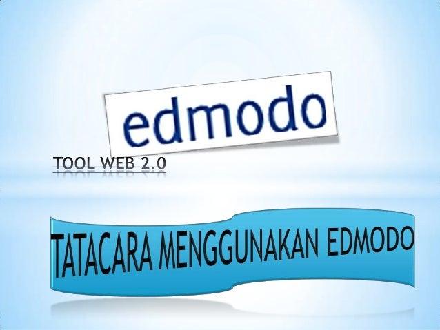 WEB 2.0 EDMODO