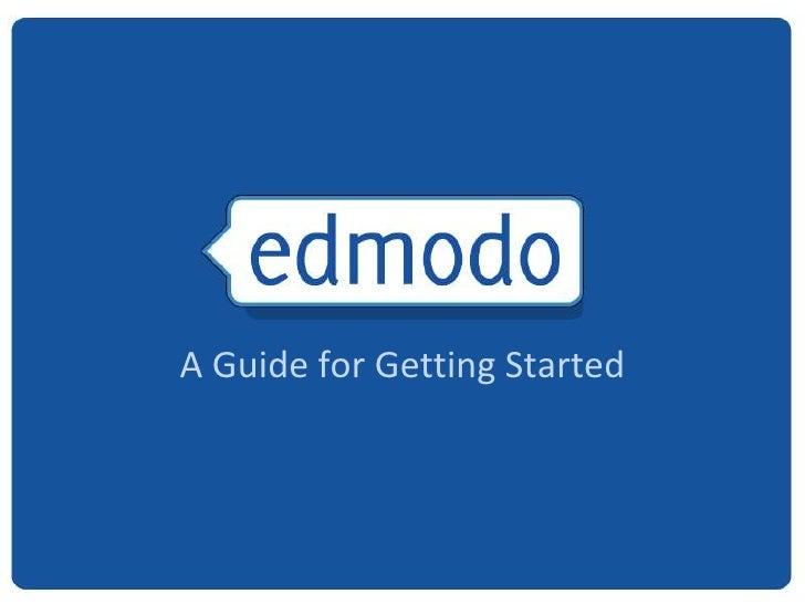 Edmodo teacher training_presentation