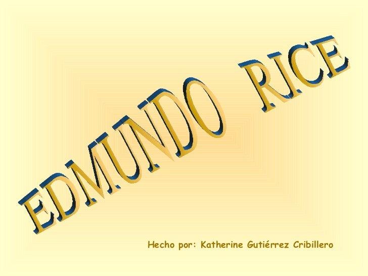 Hecho por: Katherine Gutiérrez Cribillero