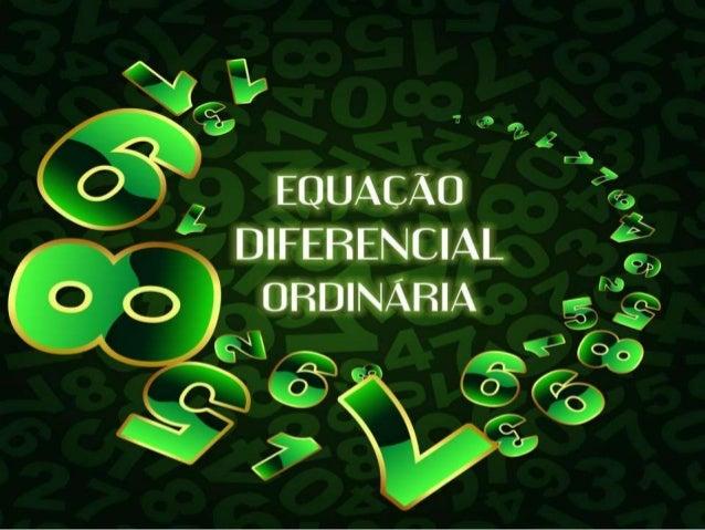 Equação Diferencial Ordinária - Verificação de Solução - EDO SEPARAVEIS