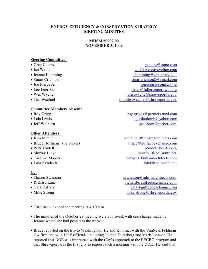 EECS Document