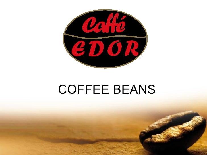 Edor Caffe   Catalogue 2012
