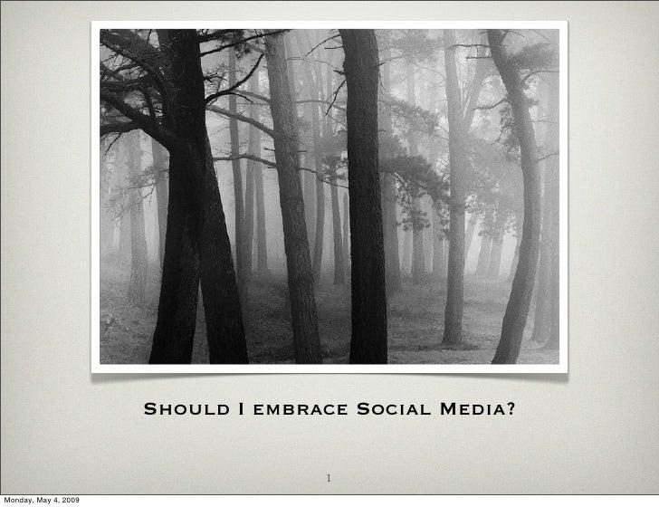 EDPA - Social Media Presentations