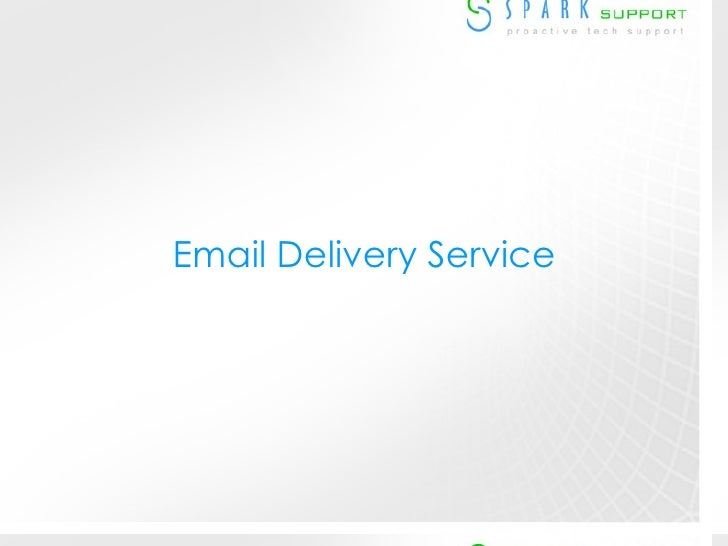 Email Delivery Service