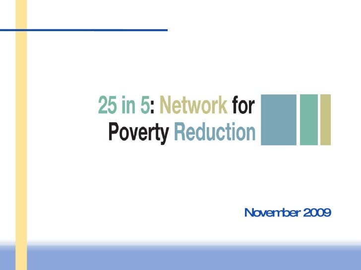 Strengthening Community Linkages On Poverty Reduction In Ontario