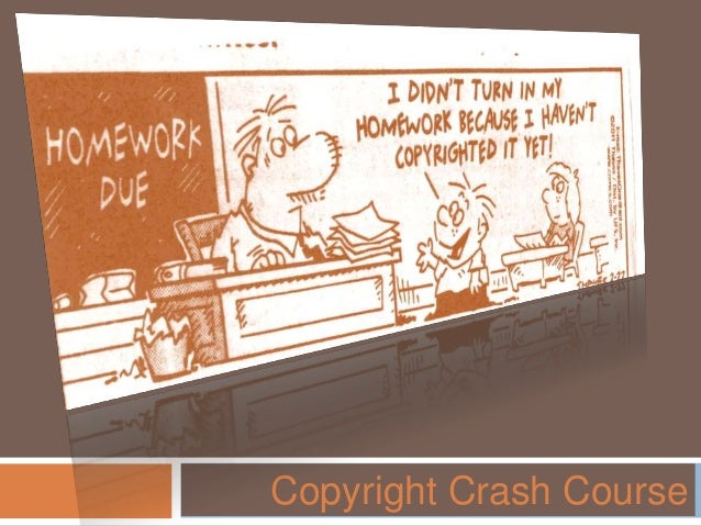 Copyright PPT Week 4