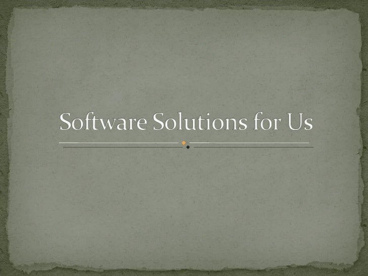 Software Alternatives to What We Use