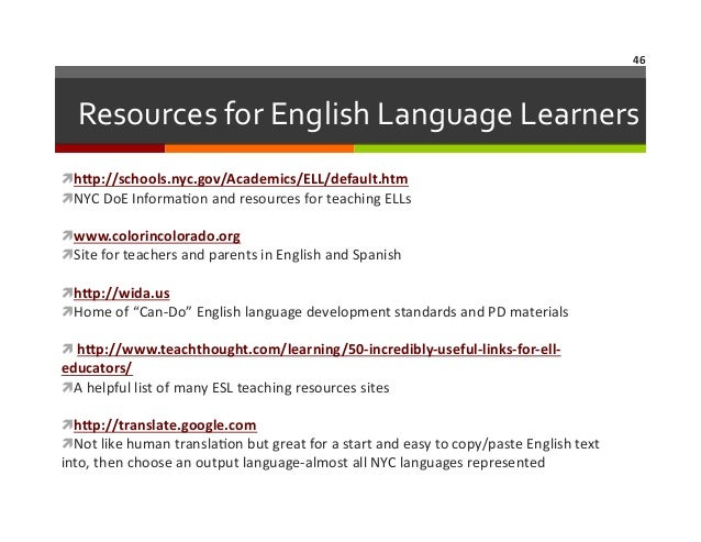 5 Invaluable Online ESL Teaching Resources You Can't Live Without