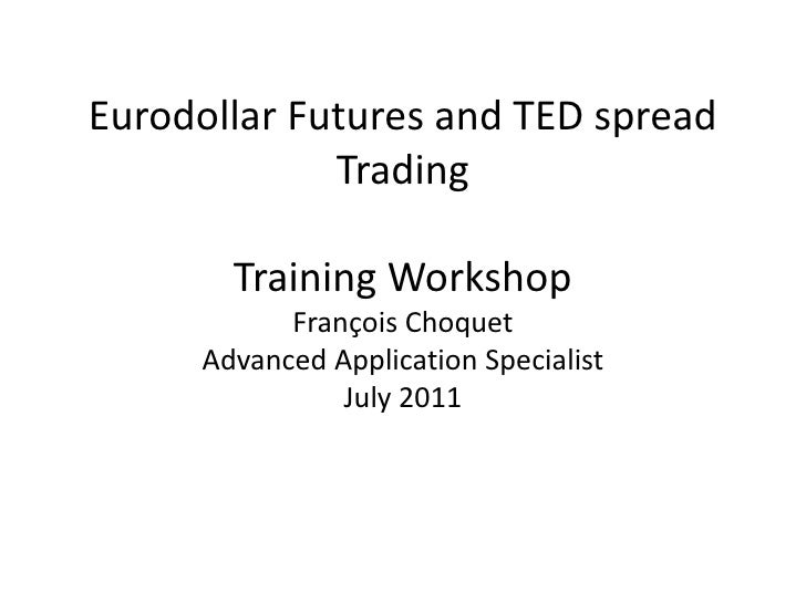 Interest Rate Futures and TED Spread Trading