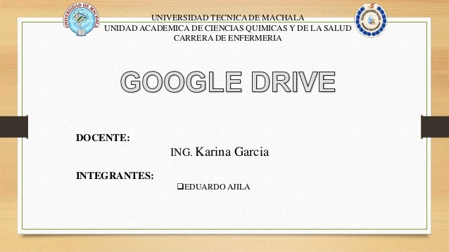 UNIVERSIDAD TECNICA DE MACHALA UNIDAD ACADEMICA DE CIENCIAS QUIMICAS Y DE LA SALUD CARRERA DE ENFERMERIA DOCENTE: ING. Kar...