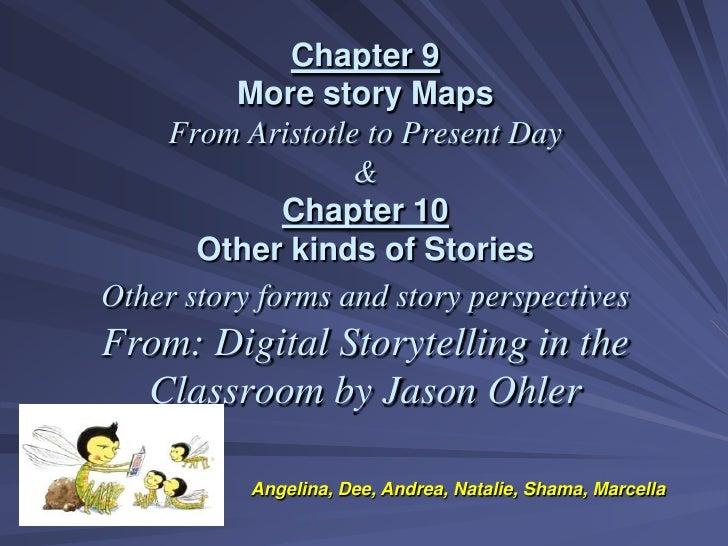 EDU2400  Digital  Stories  Part 5